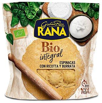 Rana Pasta integral rellena de espinacas con ricotta y burrata 250 g
