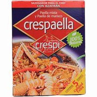 Crespi Especia Paella Mixta y Marisco 5 Sobres 20 g