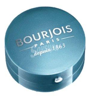 Bourjois Paris Sombra de ojos mono boites rondes nº02 bleucanard 1 ud