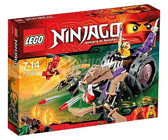 LEGO Juego de construcción Demoledor Anacondrai, 219 piezas, modelo 70745 Ninjago 1 unidad