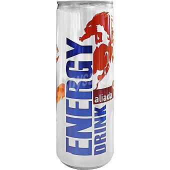 ALIADA Energy Drink Bebida energética  25 cl