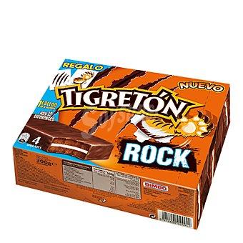 Bimbo Pastel Tigretón Rock 4 ud