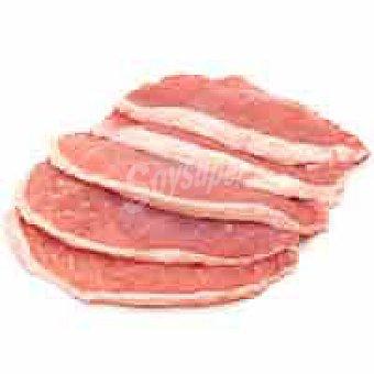 Filete de lomo de cerdo 500 g