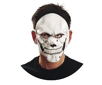 MY OTHER ME Máscara de calavera blanca, Halloween Máscara calavera