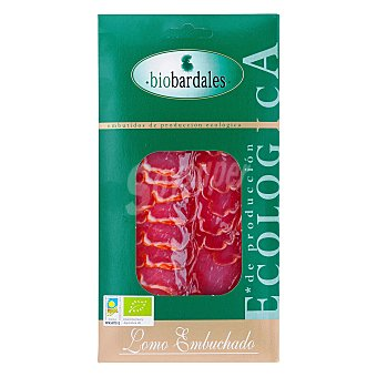 Biobardales Lomo embuchado 100 g