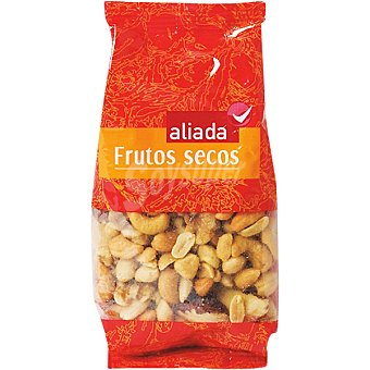Aliada Cóctel cacahuetes avellanas anacardos almendras coquito Bolsa 200 g