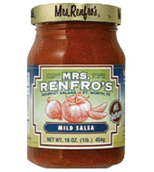 Mrs. Renfro's Salsa mild 454 g