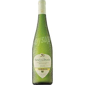 Torres San Valentín Vino blanco de Cataluña Botella 75 cl