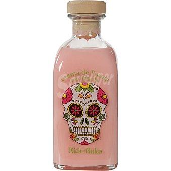 KICK THE RULES Licor de crema de fresas con tequila Botella 70 cl