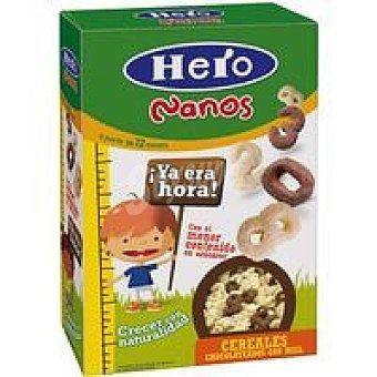 Hero Nanos cereales chocolate y miel 180gr