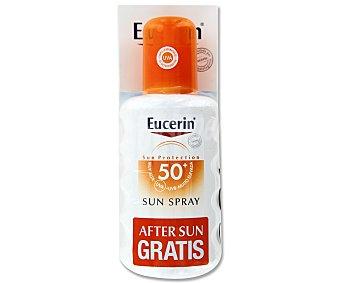 Eucerin Spray de protección solar con factor de protección 50 (muy alto) 50 ml
