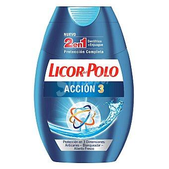 Licor del Polo Crema dental Accion 3 75 ml