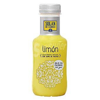 Solán de Cabras Agua mineral con limón 33 cl