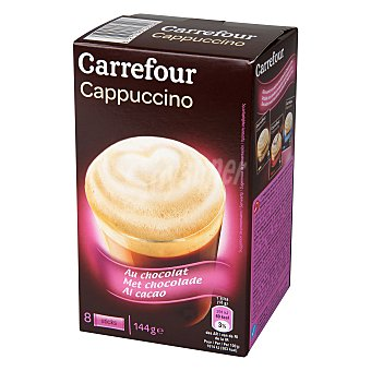 Carrefour Café Cappuccino soluble 1 ud