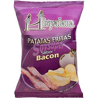 Hispalana Patatas fritas sabor bacon bolsa 140 g