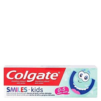 Colgate Dentífrico Smiles kids 0-5 años 50 ml