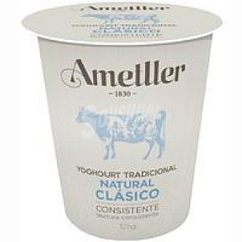 Amatller Yoligur natural original Pack 2x125 g
