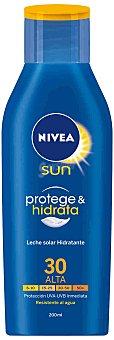 Nivea Nivea FP 30 Leche Solar hidratante.protección alta