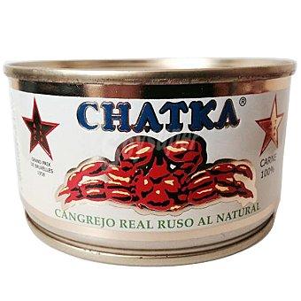 Chatka Cangrejo real ruso al natural Lata 110 g neto escurrido