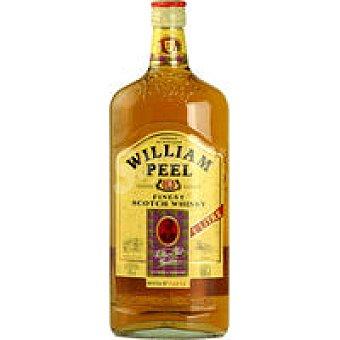 William Peel Whisky Botella 1 litro