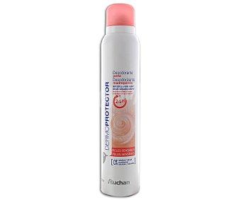 Auchan Desodorante en spray para pieles sensibles 200 mililitros