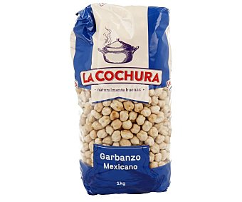 La cochura Garbanzo mexicano Bolsa de 1 kg