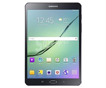 Samsung Tablet de 24,6 cm (9,7'') Galaxy Tab S2 negro, Octa Core, 3GB Ram, 32GB, microsd, cámara frontal y trasera, Android 6.0 negro, Octa Core, 3GB Ram, 32GB, microsd, cámara frontal y trasera, Android 6.0