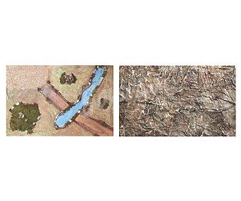 Oliver Láminas para simular suelo, suelo con rocas.. para Belén OLIVER.