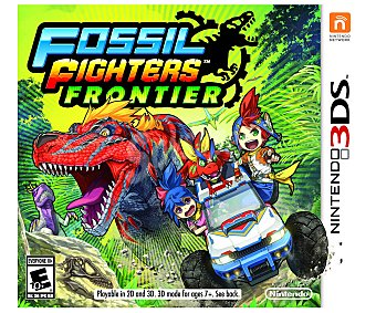 Nintendo Fossil Fighters 3Ds 1 unidad
