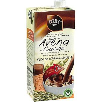 Diet Rádisson Bebida de avena al cacao Envase 1 l