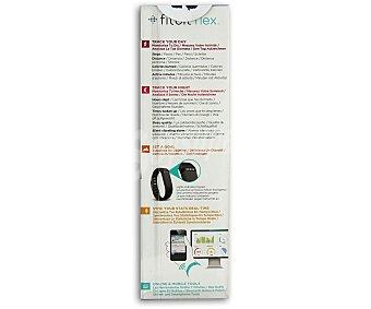 FITBIT FLEX Pulsera medidora de actividad diaria 1 unidad