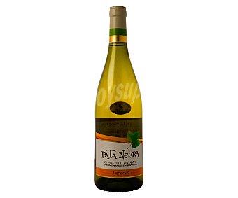 Pata Negra Vino blanco chardonnay 75 cl