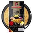 Tortilla receta casera con cebolla sin gluten y sin lactosa 300 g Palacios