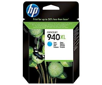 HP Cartuchos de Tinta 940XL Cian HP (C4907A) 1 Unidad - Compatibles con: Impresoras HP Officejet Pro 8000 / impresoras multifunción 1 Unidad