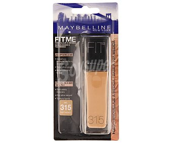 Maybelline New York Base de maquillaje a medida Nº 315 Fit me de 1 unidad