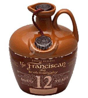 Franciscan Whisky cerámica 70 cl