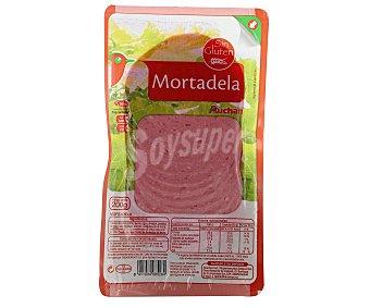 Auchan Mortadela loncheada 200 gramos