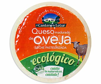 CANTERO DE LETUR Queso de oveja ecológico 300 gramos