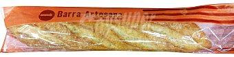 Mercadona Pan barra artesana (con masa madre) 1 u 250 g