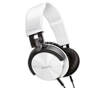 PHILIPS SHL3000WT/00 Auriculares tipo Casco Blanco, con cable