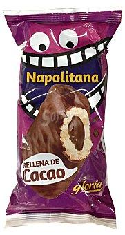 Gloria Surtido granel napolitana cacao (bollo relleno y cubierto cacao) 1 u (60 g peso aprox.)