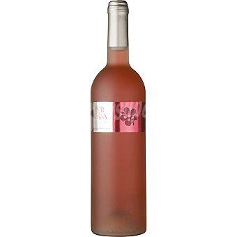 Flor de Chasna Vino rosado afrutado D.O. Abona Botella 75 cl
