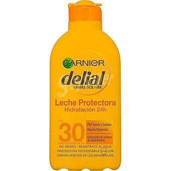 Delial Garnier Leche protectora ultra-hidratante FP-30 resistente al agua Frasco 200 ml
