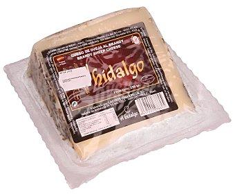 Queso de oveja curado al brandy EL hígado 250 g