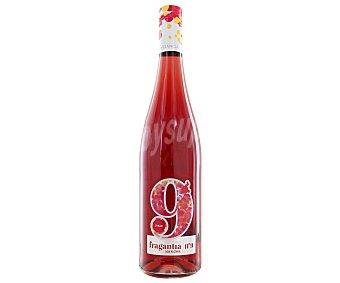 Fragantia nº9 Vino rosado fresco y jovial syrah Botella de 75 centilitros