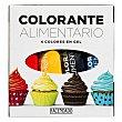 Colorante alimentario gel (4 colores para masas y toppings)  Caja 4 uds (40 g) Hacendado