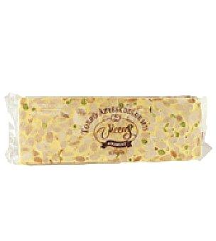 Vicens Turrón duro de pistacho y limón 500 g