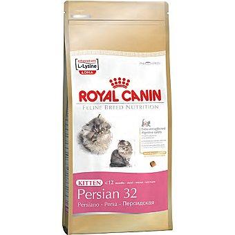 ROYAL CANIN KITTEN PERSIAN Alimento especial para gatitos persas de menos de 1 año para su correcto crecimiento bolsa 2 kg Bolsa 2 kg