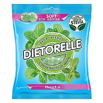Dietorelle Caramelo de menta con extracto de hojas de stevia Bolsa 70 g