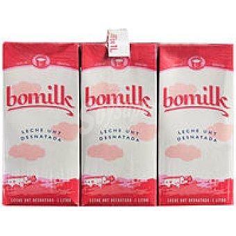 Bomilk Leche Desnatada Pack 6x1 litro